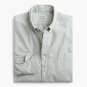 Men's J. Crew stretch button down Medium